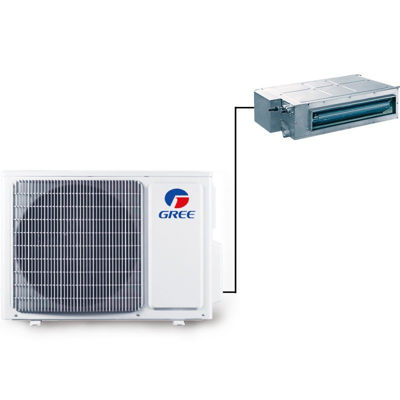 Gree/格力 FGR5/C1Nayabo亚博官方网站|首页下载 2匹定频 家用风管机 冷暖双用