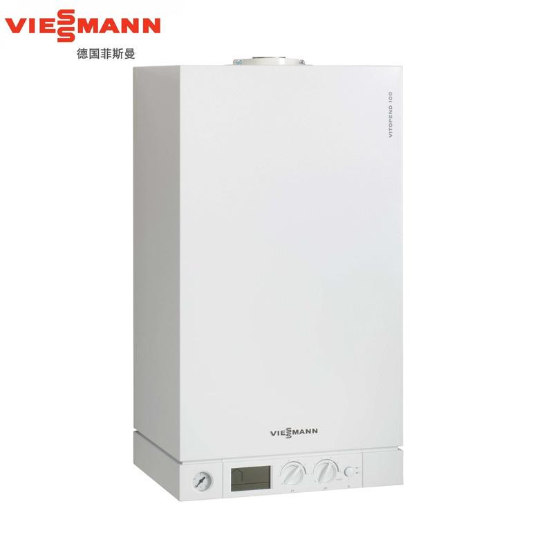 原装进口菲斯曼24KW燃天然气家用壁挂炉恒温热水采暖两用正品保证
