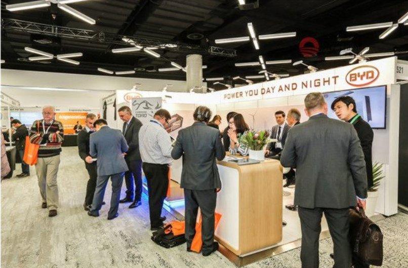 2019年澳大利亚国际电池储能技术展览会