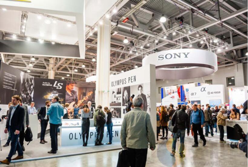 2019年俄罗斯数码影像产品展览会 (Photoforum 2019)