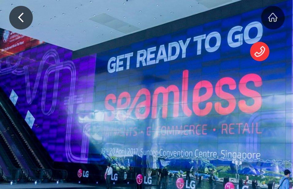 2019年第24届新加坡智能支付&零售展(Seamless Asia 2019)