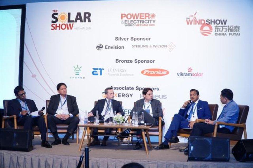 2019年越南国际光伏、电池储能展