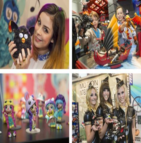 2020德国纽伦堡国际玩具展