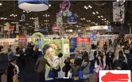 2020年美国纽约玩具博览会