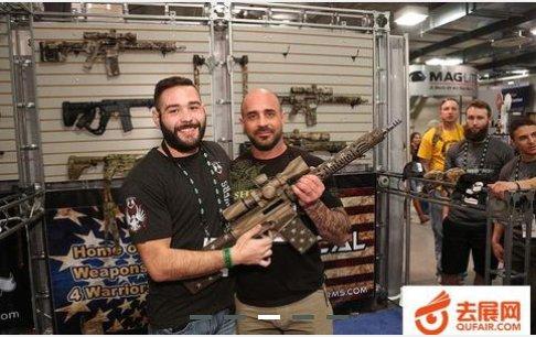 美国拉斯维加斯射击狩猎和户外用品展览会SHOT SHOW