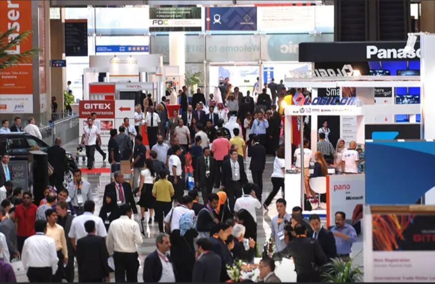 2019阿联酋迪拜通讯及消费电子展览会Gitex
