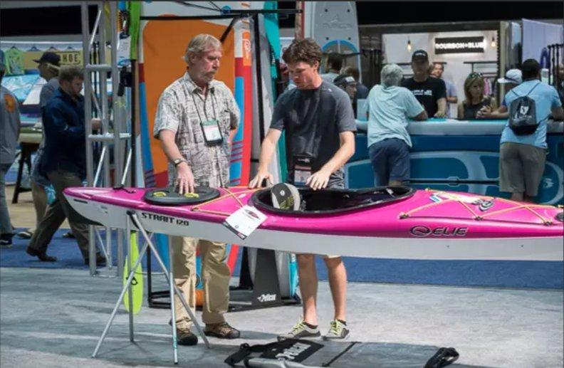 2019年美国国际水上及沙滩运动用品展(Surf Expo)