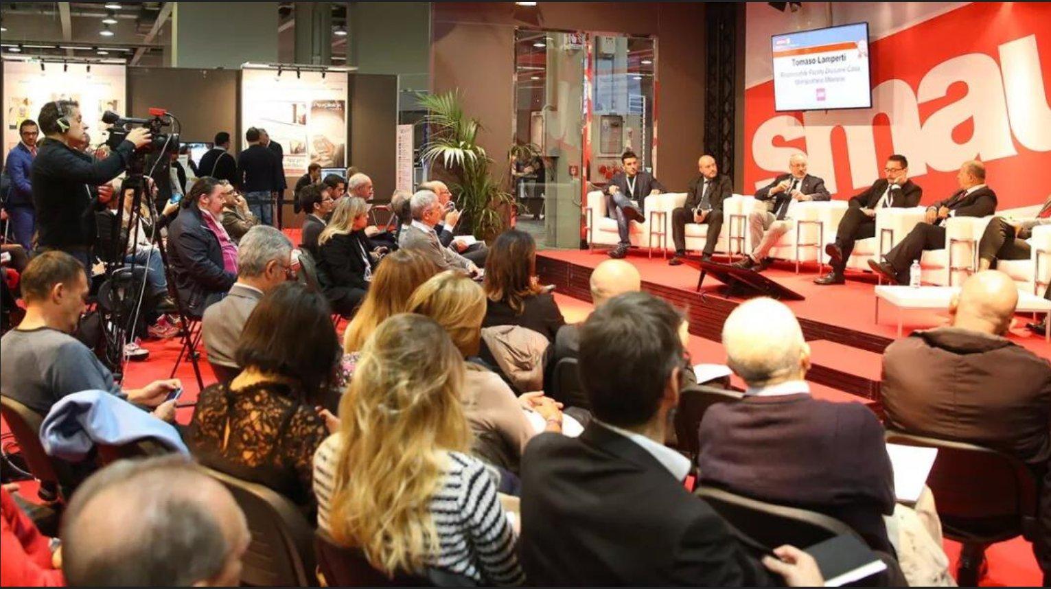 意大利米兰国际消费电子 及信息通讯技术博览会(SMAU MILANO 2019)