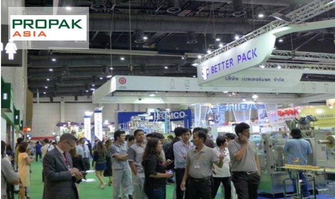 2019年泰国国际包装印刷材料展览会