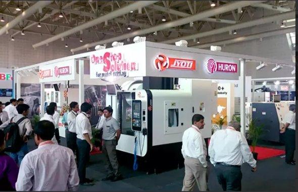 印度新德里机床与工具展览会MACHINE TOOL EXPO2019