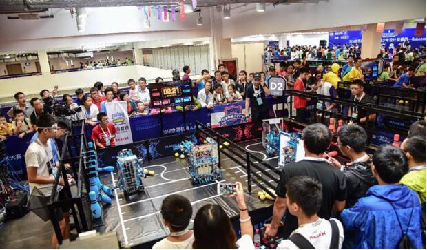 巅峰科技对决 长城汽车即将迎来2019世界机器人大赛总决赛