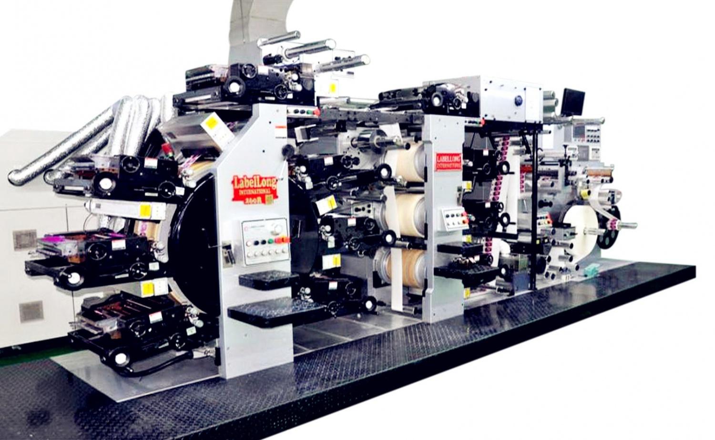 凸版全轮转印刷机