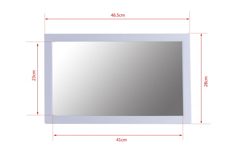 18.5寸全新屏高清数码相框