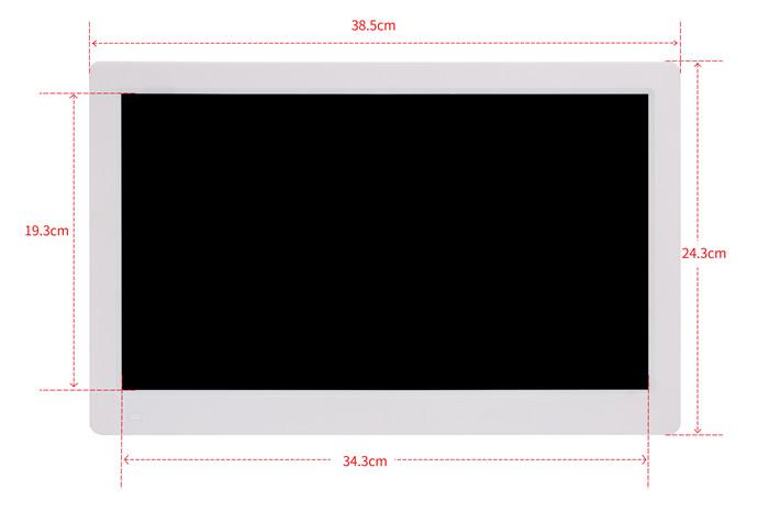 15.6寸高清IPS屏
