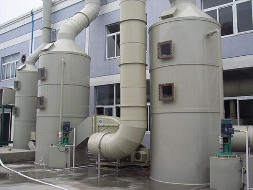 工业废气处理设备有哪些类型