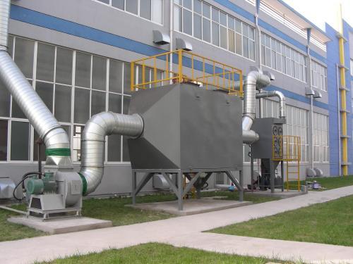 活性炭吸附塔一种低成本高效率...