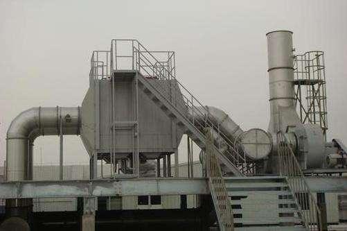 氯乙烯废气处理活性炭吸附塔净...
