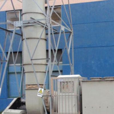 YZWFL-4型活性炭纤维有机废气塔