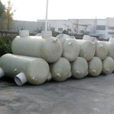 无动力污水处理设备
