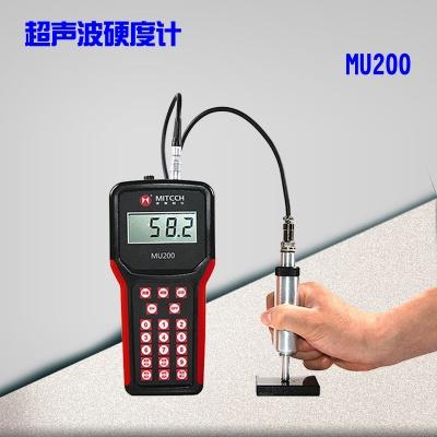 美泰MU200超声波硬度计