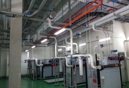 FRIULAIR ACT-T冷冻式干燥机用于本田汽车公司
