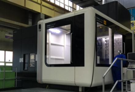 HMD膜式干燥器用于DMG磨削加工中心