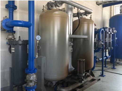 意大利富瑞FRIULAIR冷干机节能与高质量干燥效果案例 -  德国汽车零部件企业压缩空气质量问题和高能耗问题解决方案