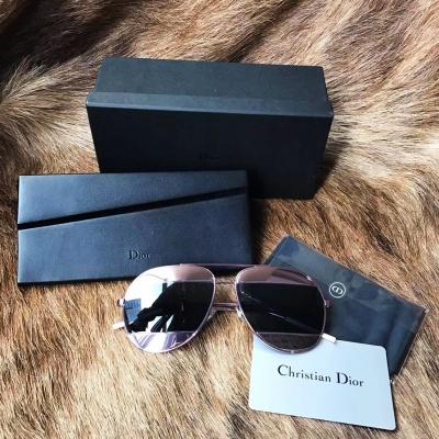 17年新款Dior split1系列水平条纹女士太阳眼镜