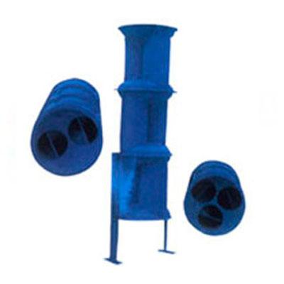 双螺旋曝气器