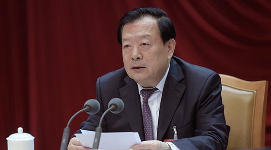 夏寶龍當選中國人民政治協商會議第十三屆全...