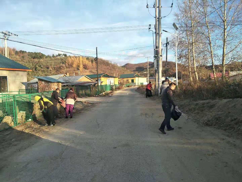 琿春市政協機關扶貧紀實