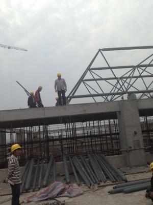 安陽華強加固結構加固工程