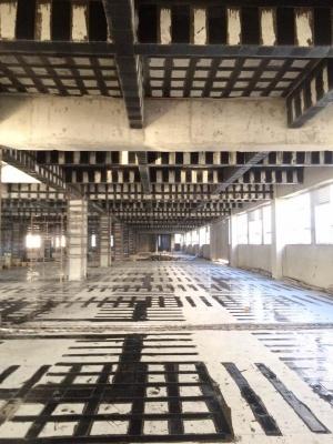 盘古—广州名美数据中心机房结构加固工程