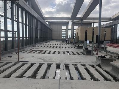 蓝湾海岸大厦加固工程