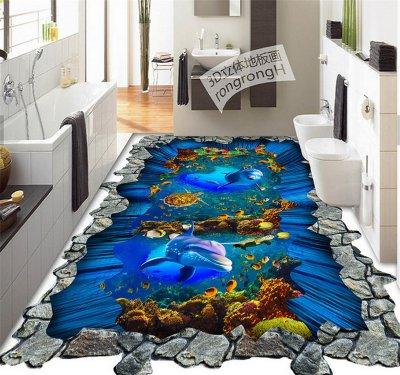 海洋世界珊瑚熱帶魚3D立體畫地板.png