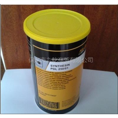 克鲁勃电器触点的低温润滑脂SYNTHESINPDL 250/01