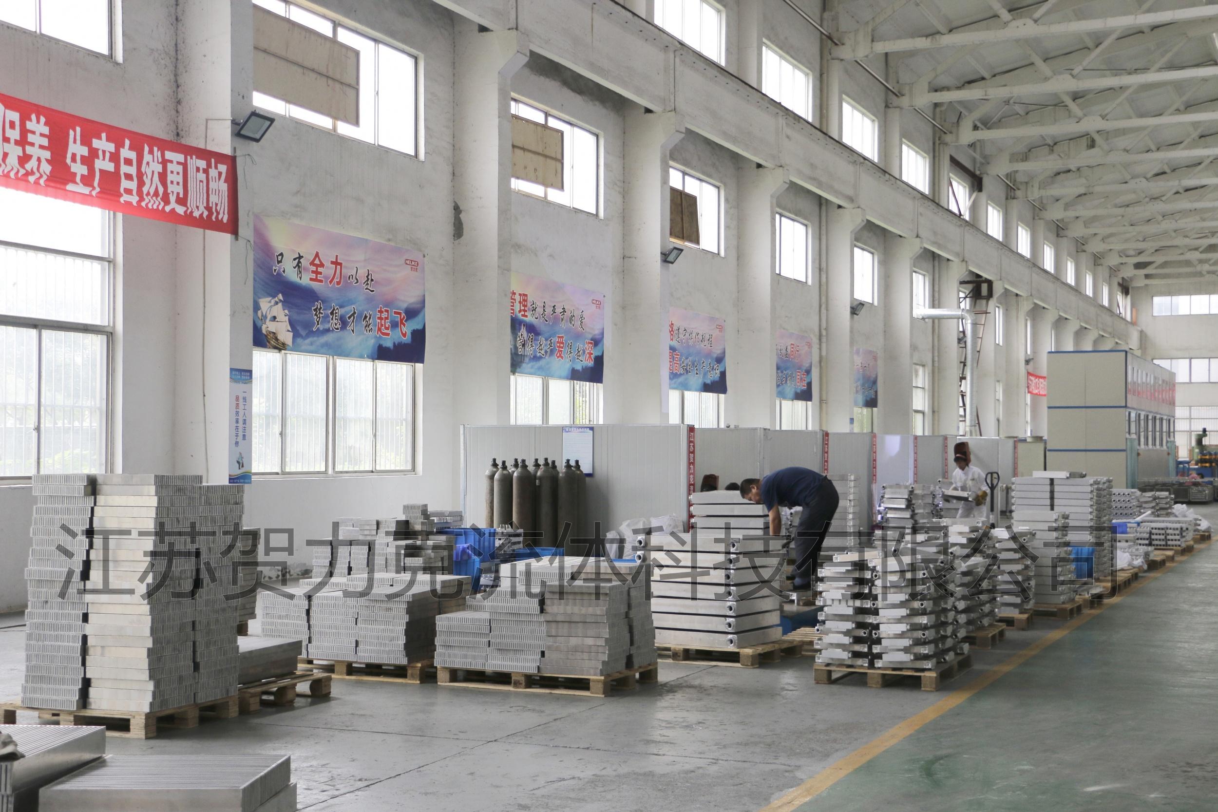 江苏贺力克风冷却器生产的最新突破