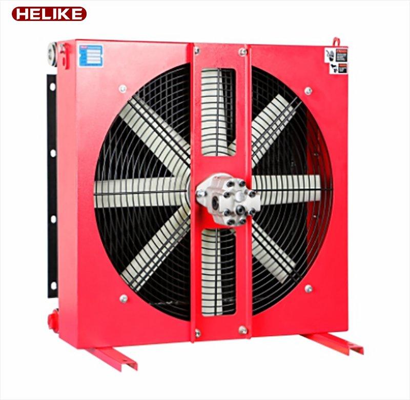 轴流风机型风冷却器