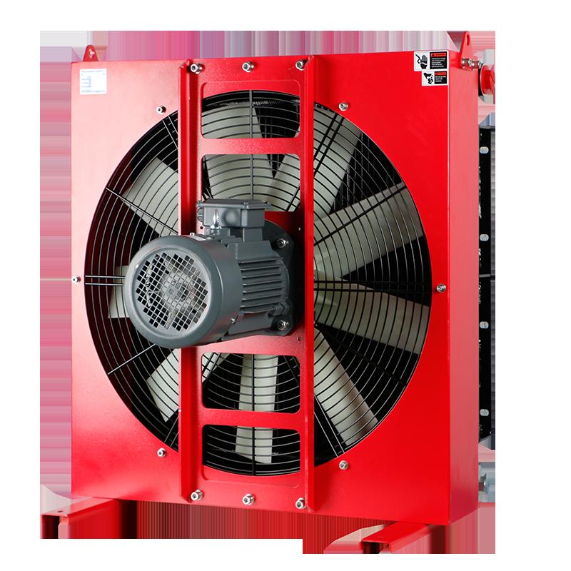 液压圆锥破碎机风冷却器使用案例