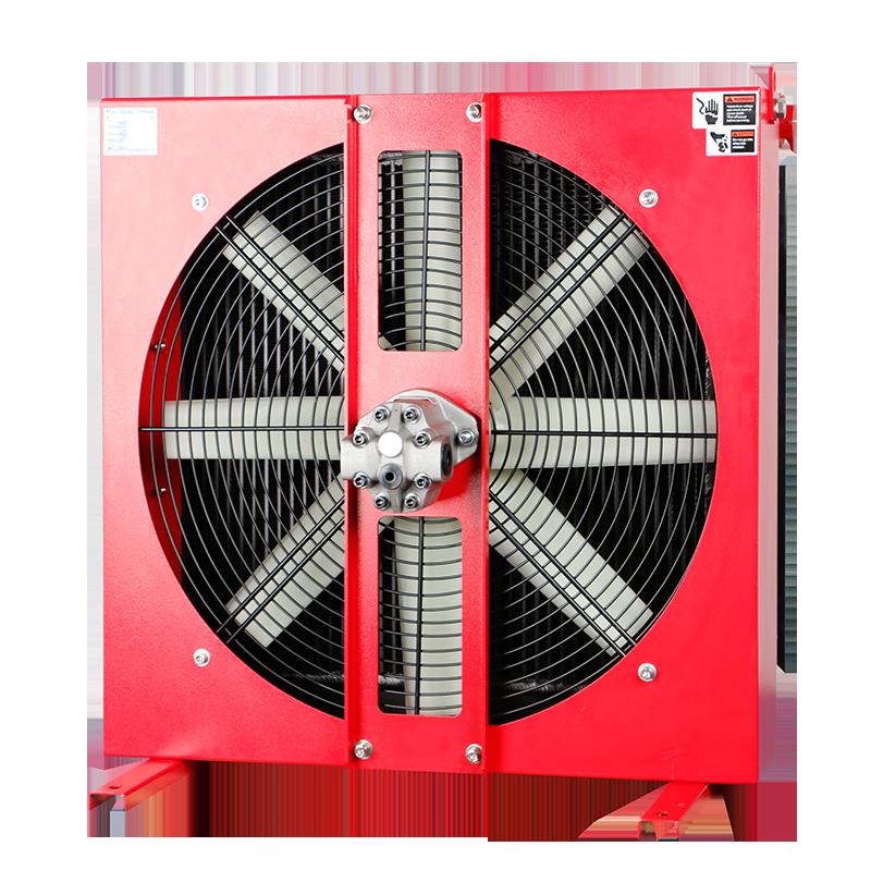 农用机械风冷却器