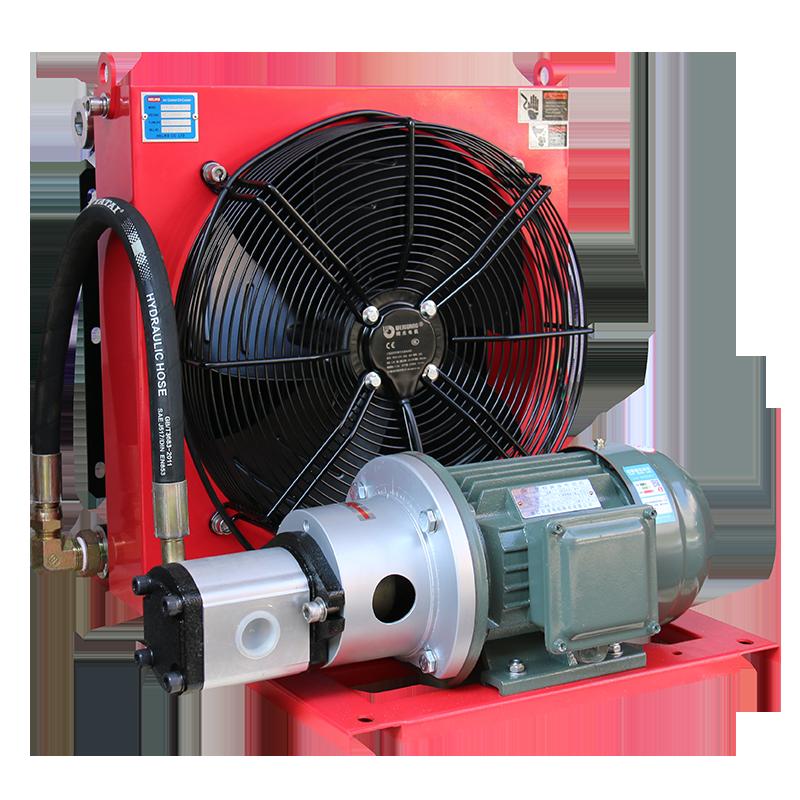 贺力克液压风冷却器选型计算公式