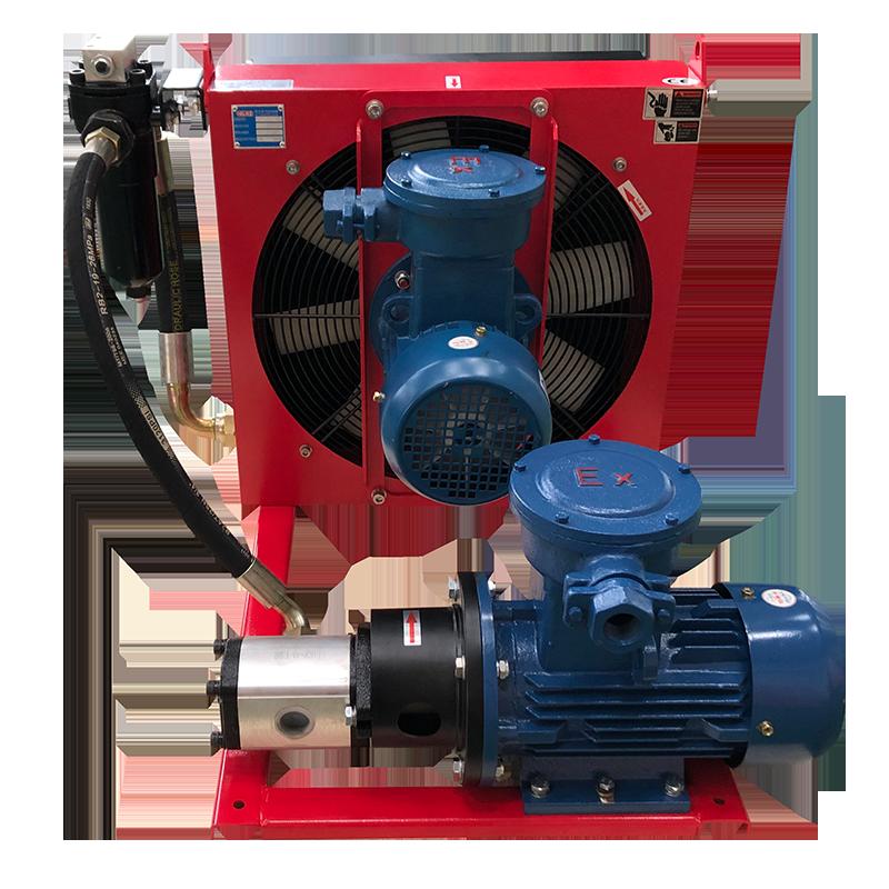 减速机润滑油冷却器