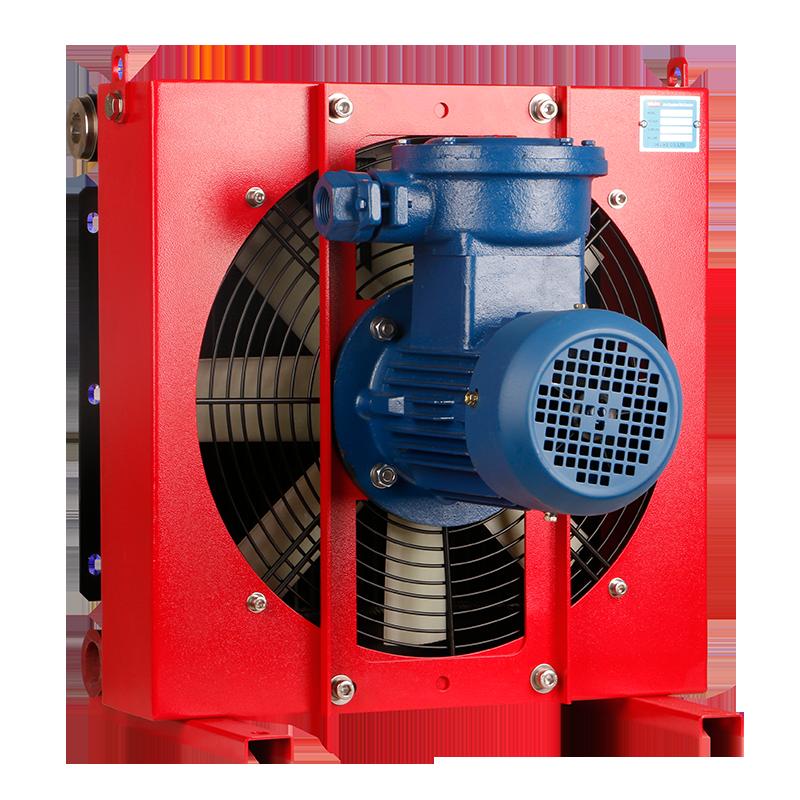 煤矿设备使用的防爆风冷却器MA标识