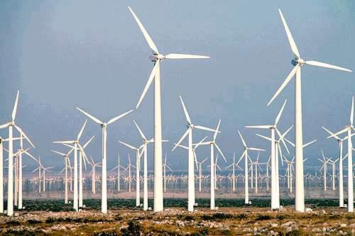 海上风力发电设备风冷却器散热器