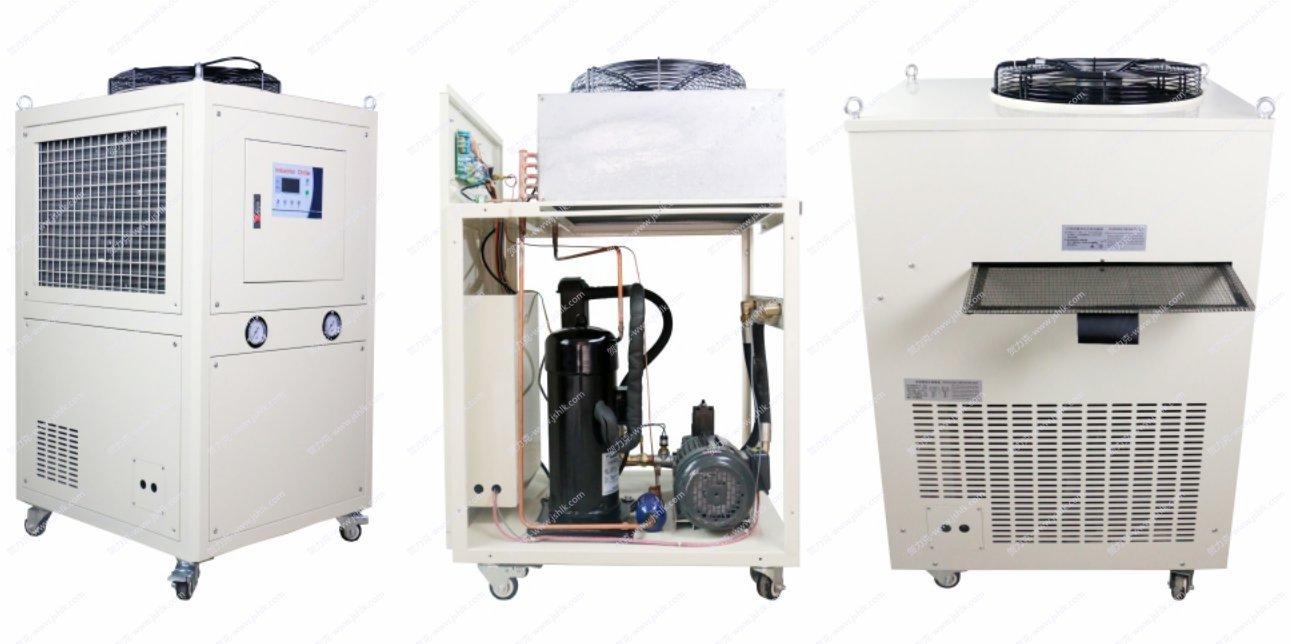 无锡贺力克生产直销批发各式风冷式油冷却器