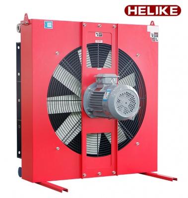 DXB-11-A3系类高效电机型风冷却器-风冷却器厂家-冷却器直销-江苏贺力克流体科技有限公司