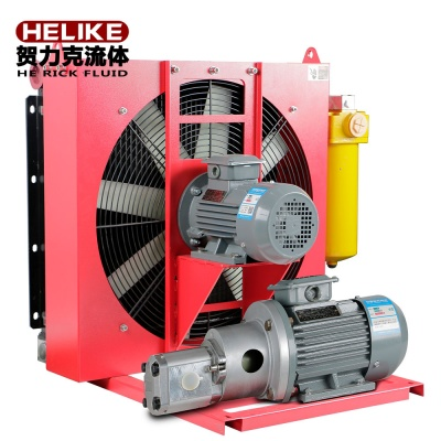 DXDL/A-5-风冷却器批发-冷却器直销-江苏贺力克流体科技有限公司