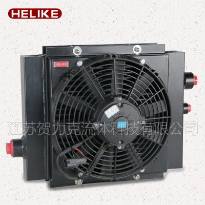 DXC系列轴流风机型风冷却器-风冷却厂家-直销-江苏贺力克流体科技有限公司
