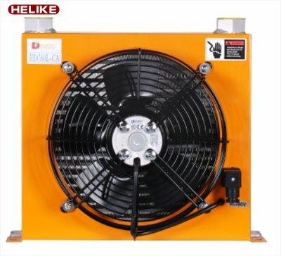 HDC80L-CA风冷式油冷却器-风冷却器批发-直销-江苏贺力克流体科技有限公司