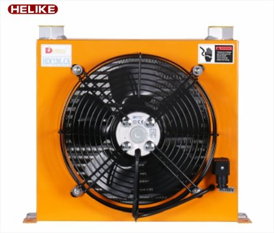 HDC120L-CA风冷式油冷却器-风冷却器批发-直销-江苏贺力克流体科技有限公司